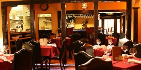 DCache restaurant