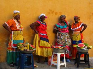 Columbian women