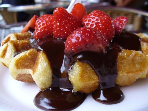 belgian waffle recipe. This Liege Waffle Recipe comes