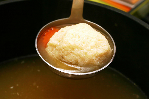 Matzo Ball Soup Recipe | Multi Cultural Cooking Network