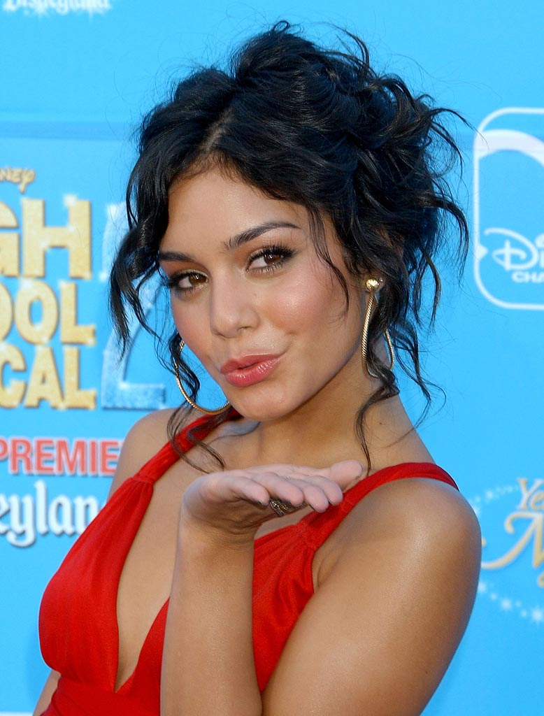 vanessa hudgens in high school musical