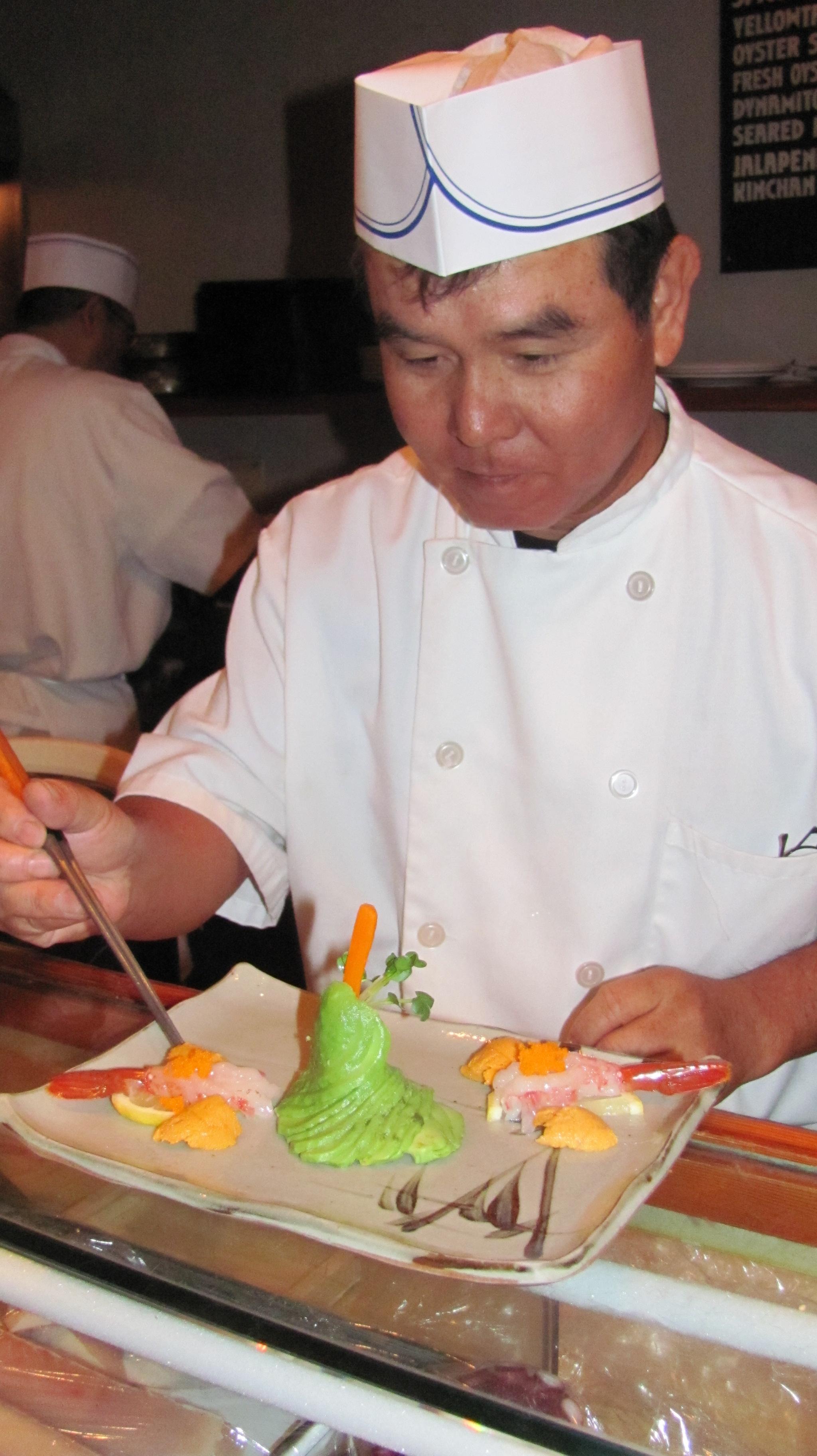 sushi shef