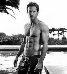 Ryan Reynolds Protein  on Ryan Reynolds Small