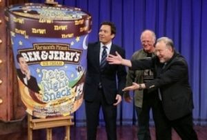 Jimmy Fallon Late NIght snack