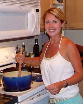 kate cooking