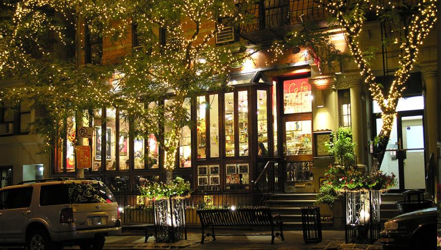Johnson City Cafes