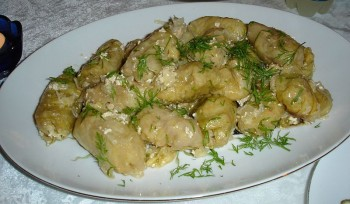 Cabbage rolls small