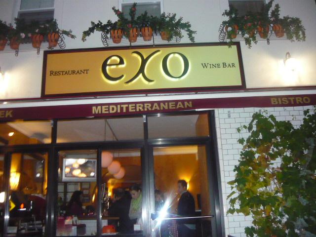 eXo Restaurant
