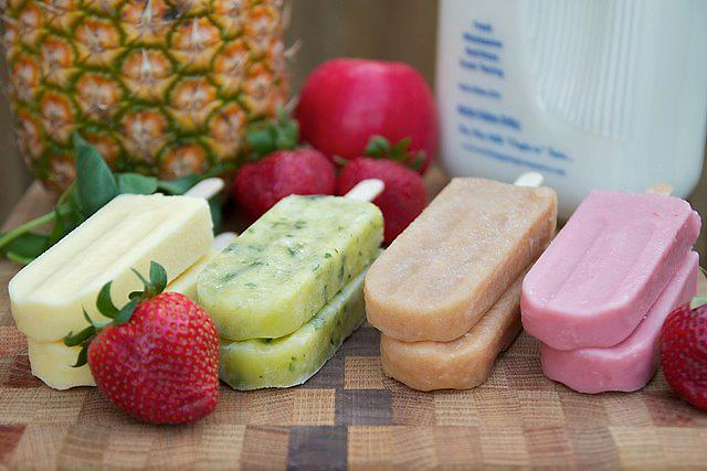 Latin fruit popsicles | Multi Cultural Cooking Network