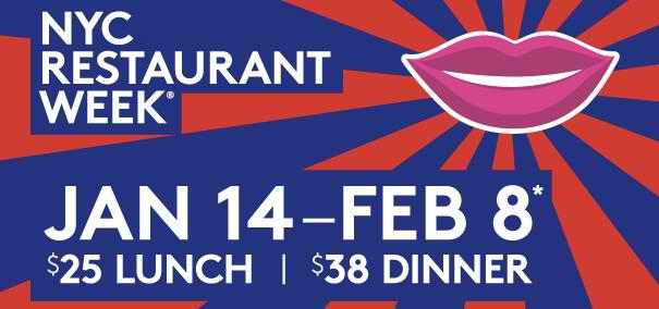 NYC-Restaurant-Week-2013