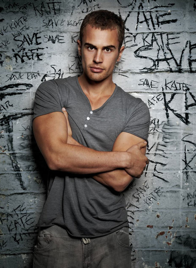 Theo James ethnicity   Multi Cultural Cooking Network