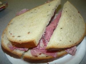 Sandwich rye