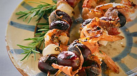 antipasto skewer