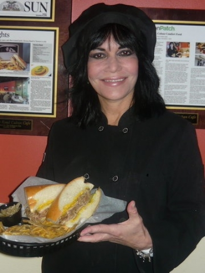 Marta Quintana, Owner and Executive Chef of Havana Road Cafe in Towson, MD