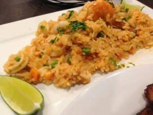 paella like dish