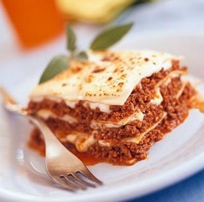 Lasagna matzo