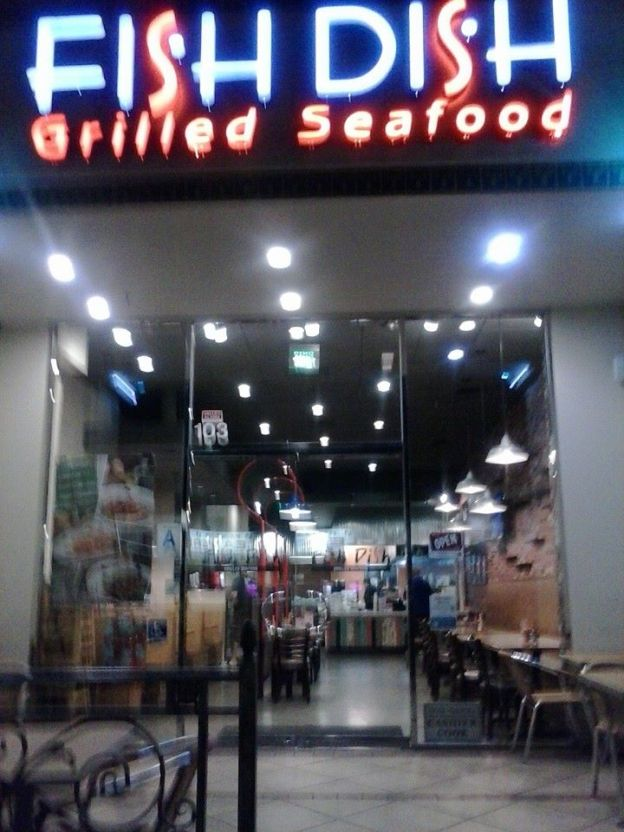 Fish Dish ext