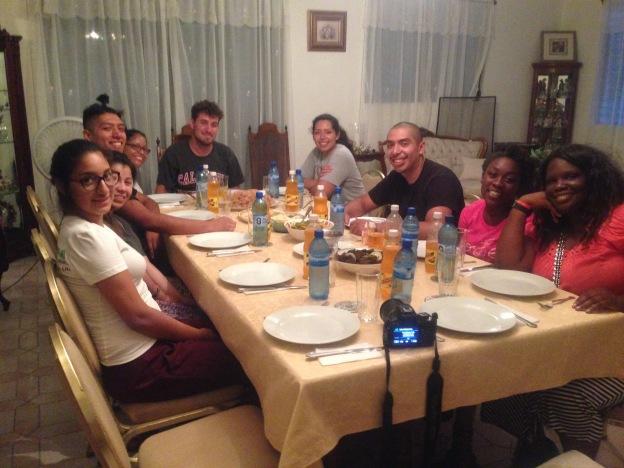 Dinner in Haiti.JPG